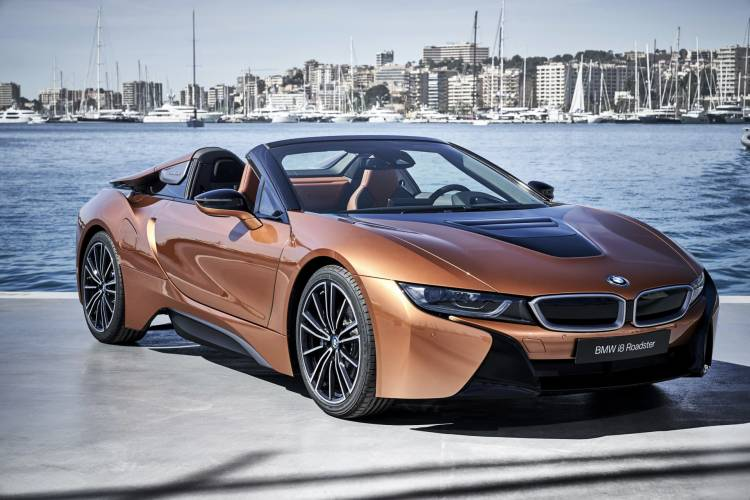Bmw I8 Spyder Fotos 134