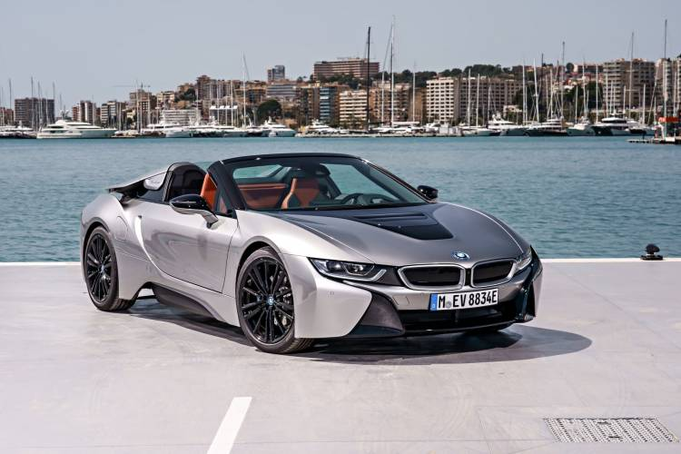 Bmw I8 Spyder Fotos 69