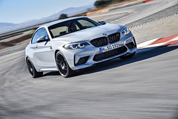 Bmw M2 Competition 11