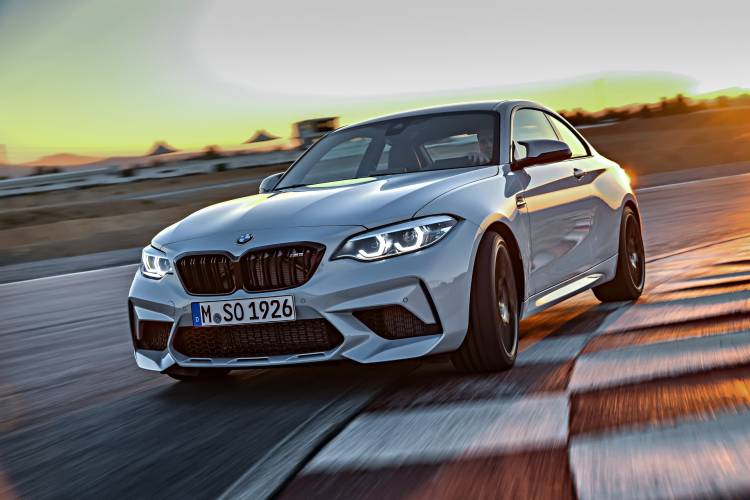 Bmw M2 Competition 4