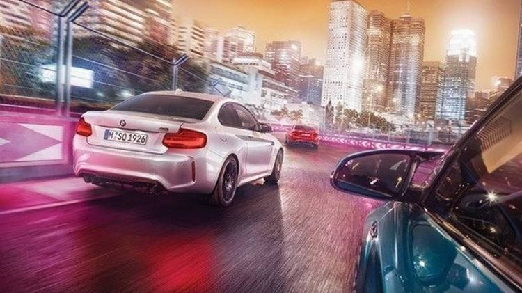 Bmw M2 Competition Filtrado 3