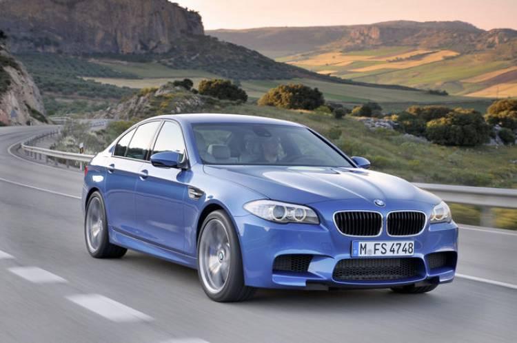BMW prepara un lavado de cara para el M5 que aumentará su potencia hasta los 575 cv