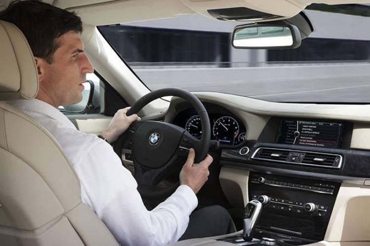 Nuevo control por voz de BMW