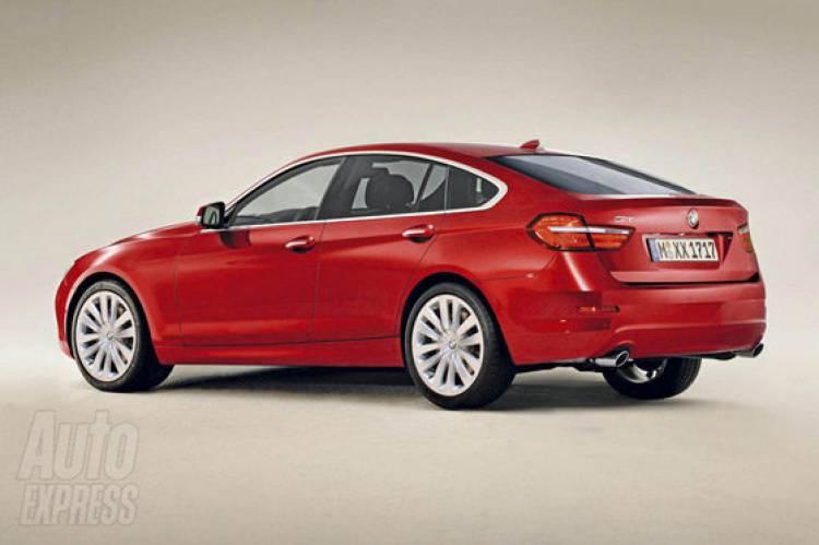 Recreaciones del BMW Serie 4