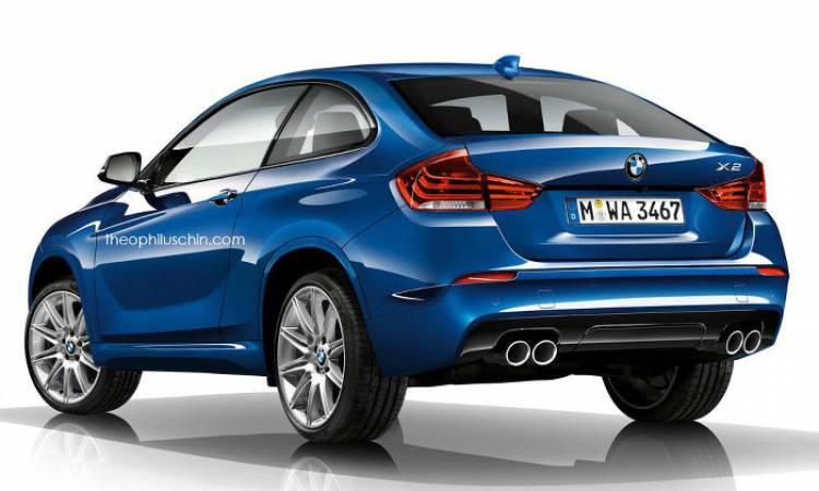 BMW registra la denominación X2 Sport