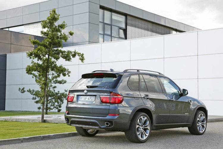BMW X5 Exclusive Edition