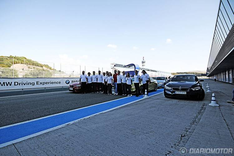 Monitores BMW Driving Experience
