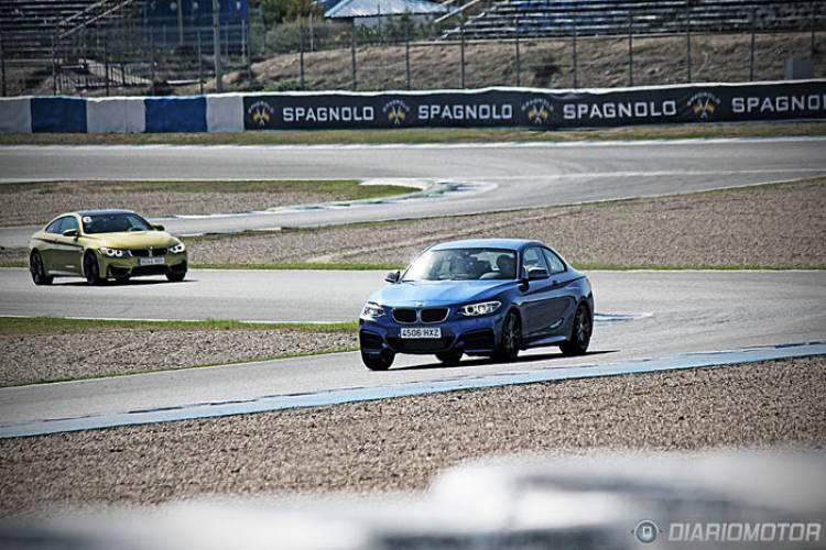 BMW M235i y BMW M4