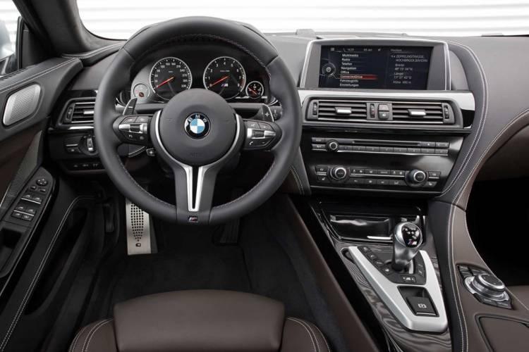 Interior BMW M6