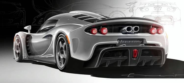 Hennessey Venom GT Concept