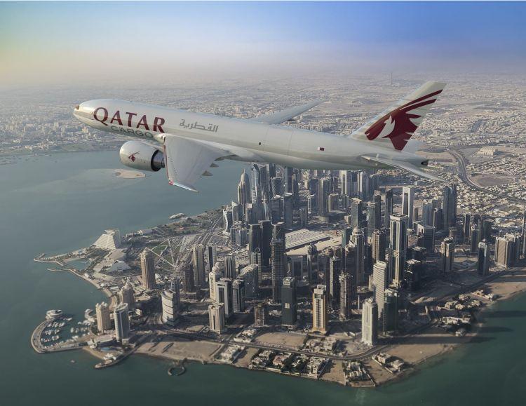 Boeing Qatar Airways 777