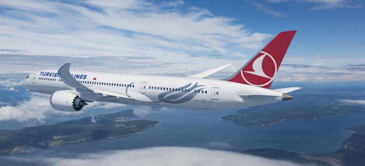 Boeing 787 9 Dreamliner Turkish Airlines