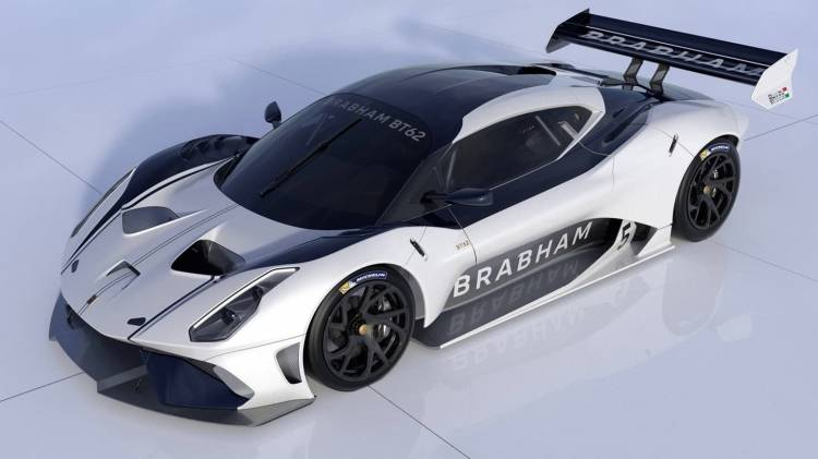 Brabham Bt62 0418 004