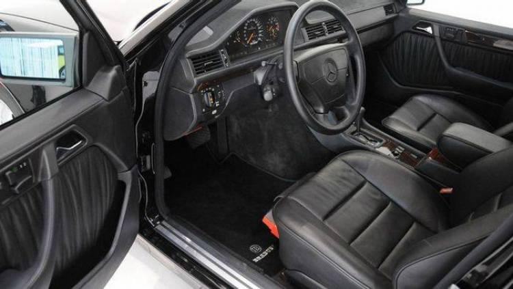 Brabus vende un 6.5 Sports Sedan con sólo 252 km recorridos