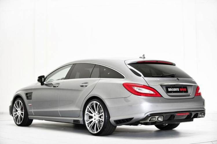 Brabus 850 Shooting Brake 6.0 Biturbo 4MATIC , superdeportivo para toda la familia