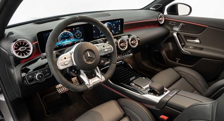 Brabus B45 450 Mercedes Amg A45 S 0121 008