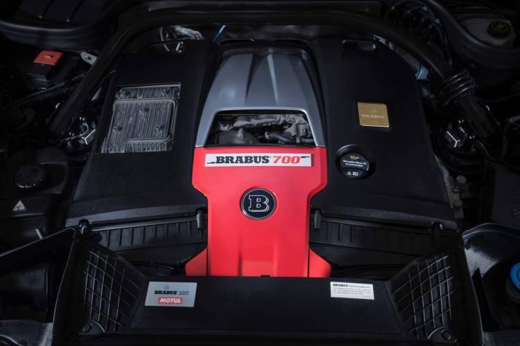 Brabus Mercedes Clase G Widestar 22