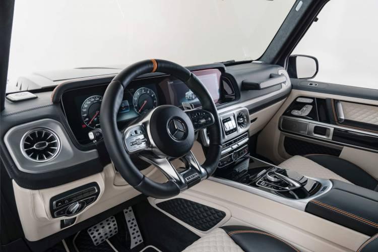 Brabus Mercedes Clase G Widestar 23