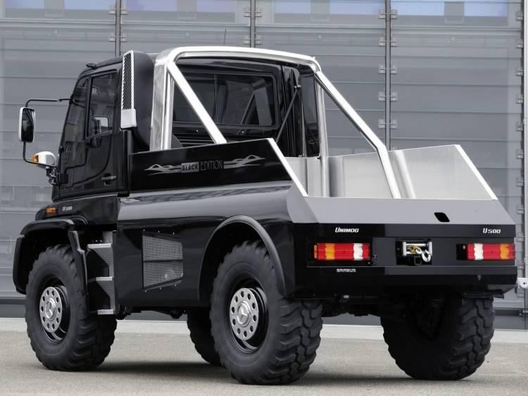 Brabus Mercedes Unimog 16
