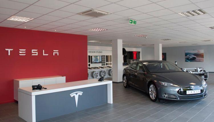 Brazo Suspension Tesla Model X 05