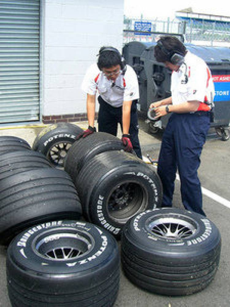 Bridgestone Fórmula 1