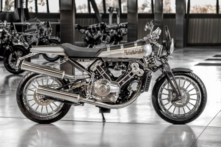 Brough Superior Dm 1