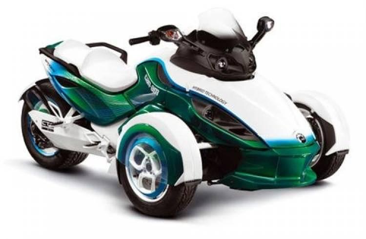 BRP Roadster Can-Am Spyder