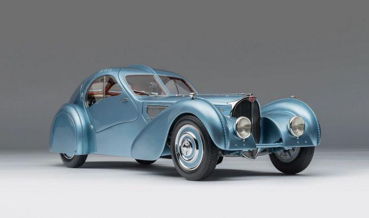 Bugatti Amalgam Resultado 1