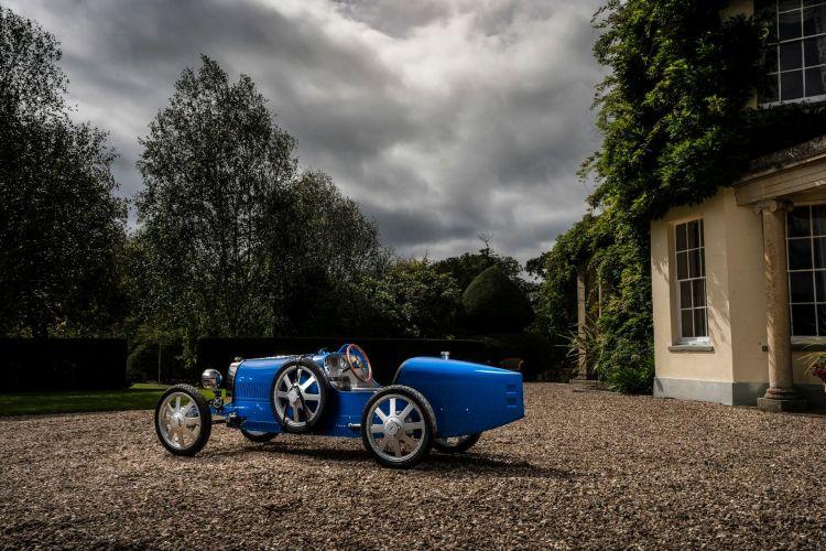 Bugatti Baby Fotos 7