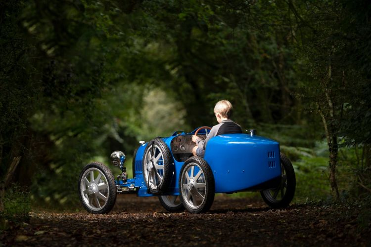 Bugatti Baby Fotos 8