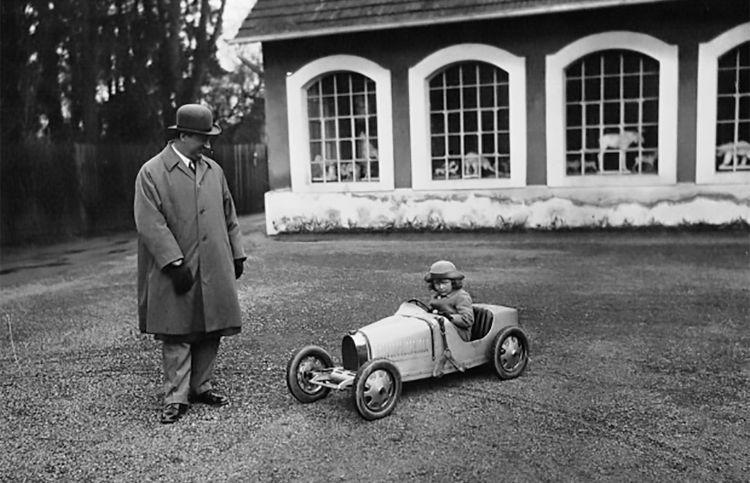 Bugatti Baby Ii 2019 1