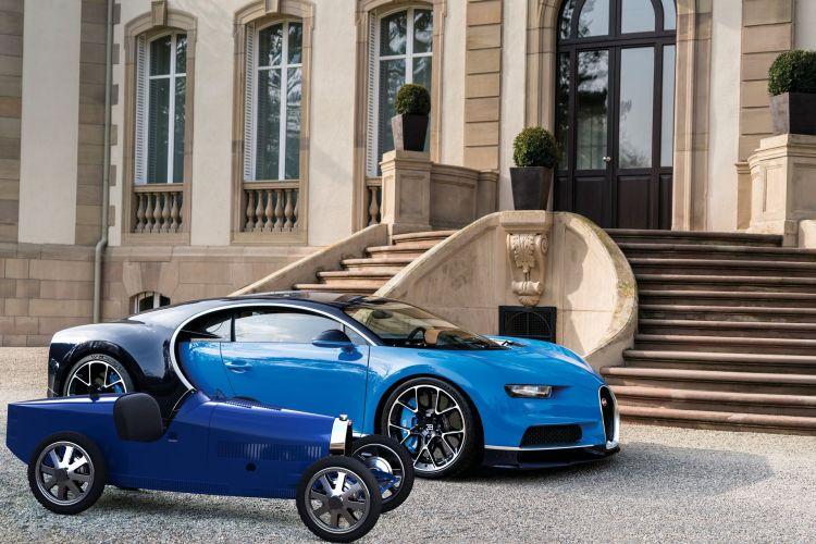 Bugatti Baby Ii 2019 2