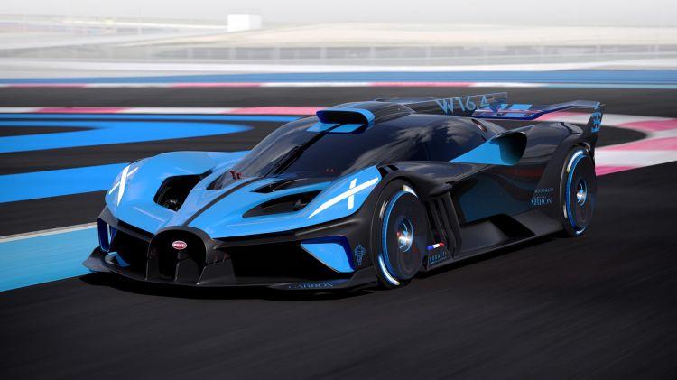 Bugatti Bolide 11