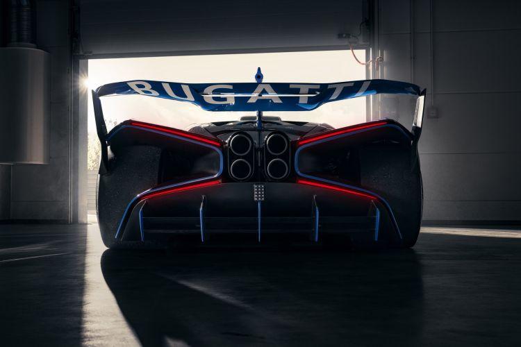 Bugatti Bolide 2021 Fotos 10