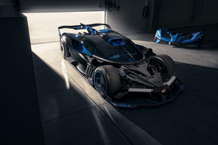 Bugatti Bolide 2021 Fotos 5
