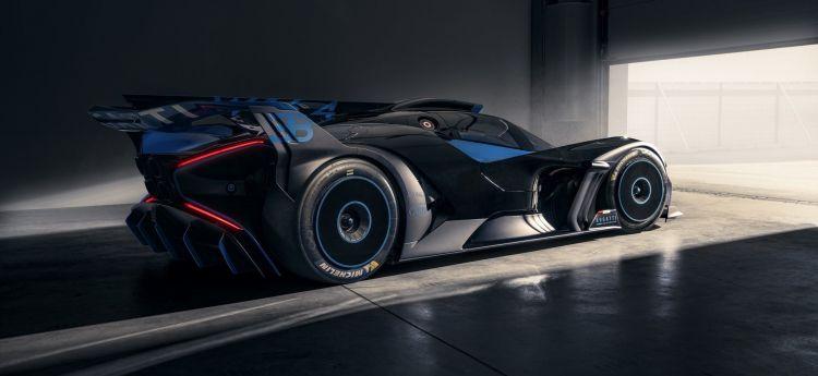 Bugatti Bolide 2021 Fotos P
