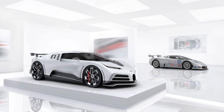 Bugatti Centodieci 19