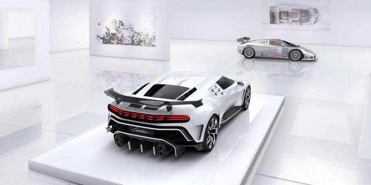 Bugatti Centodieci 20