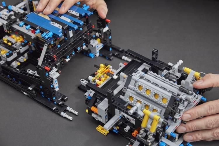 Bugatti Chiron Lego 0618 008