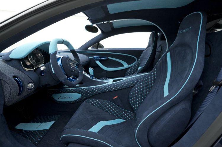 Bugatti Chiron Mansory 10