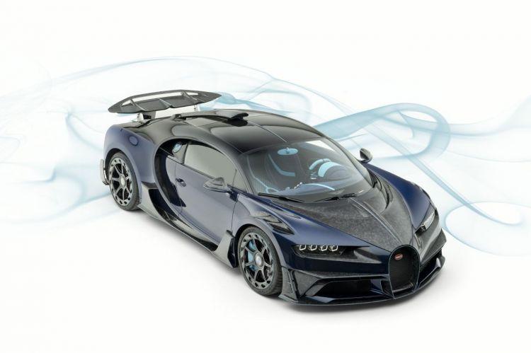 Bugatti Chiron Mansory 3