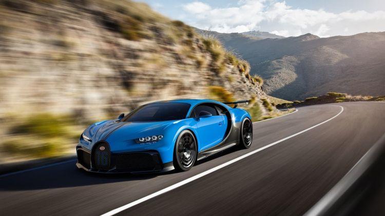 Bugatti Chiron Pur Sport 0320 020