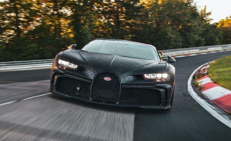 Bugatti Chiron Pur Sport Nurburgring 0720 002