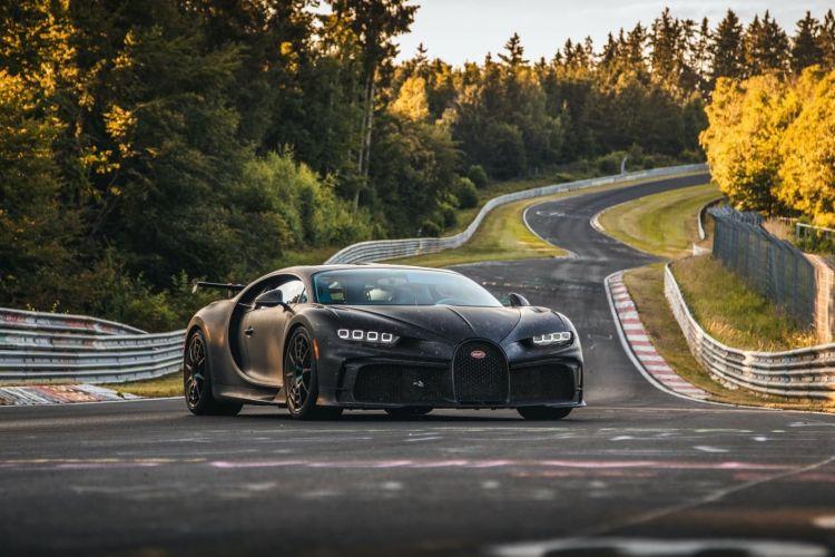 Bugatti Chiron Pur Sport Nurburgring 0720 010