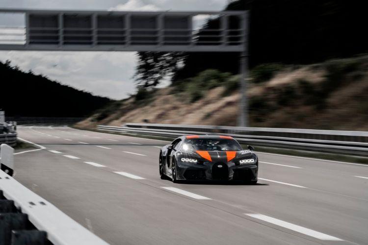 Bugatti Chiron Record Velocidad 0919 005