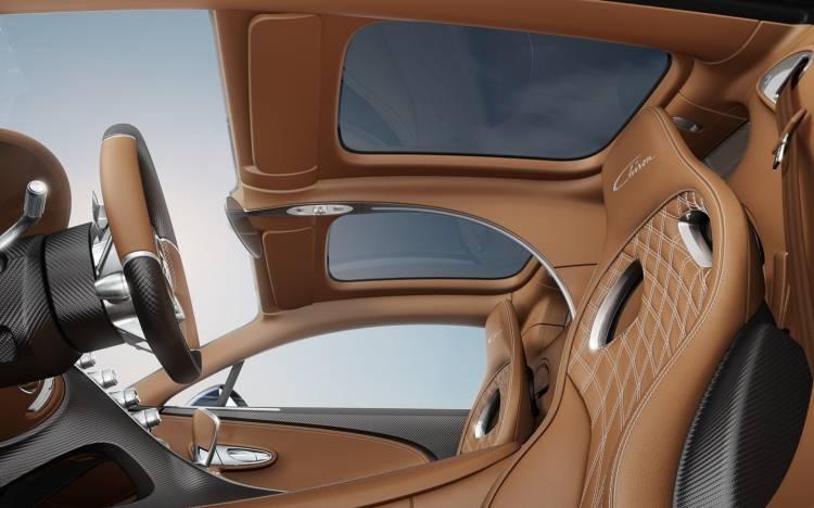 Bugatti Chiron Sky View 0718 002