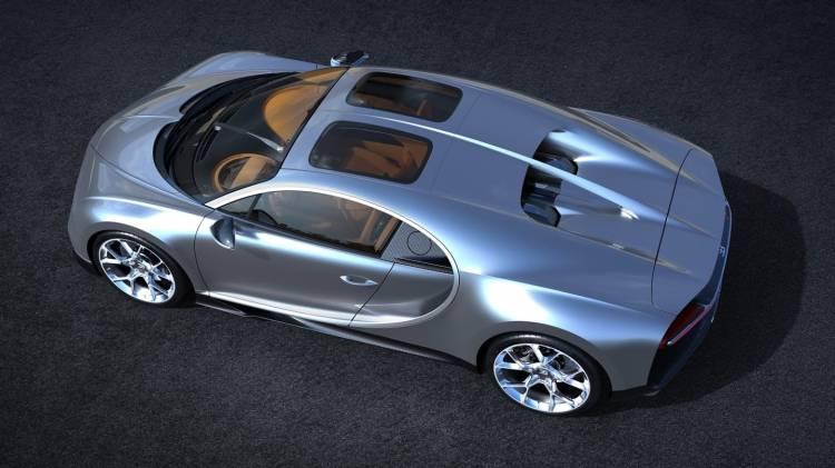 Bugatti Chiron Sky View 0718 004