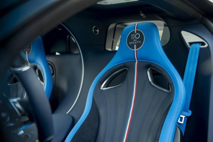 Bugatti Chiron Sport 110 Ans 11