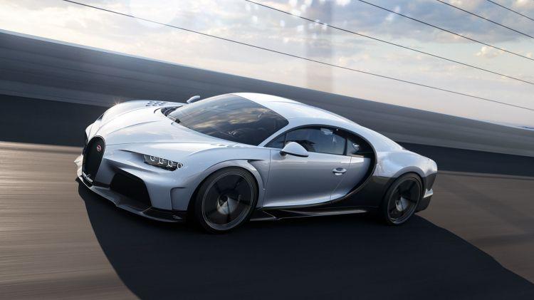 Bugatti Chiron Super Sport 2021 22