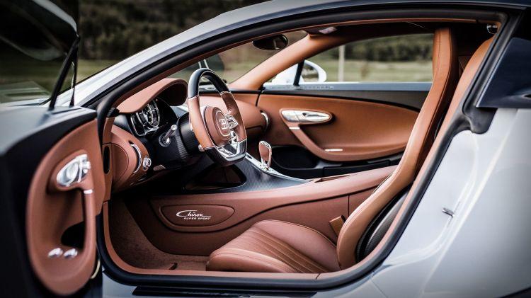 Bugatti Chiron Super Sport 2021 4